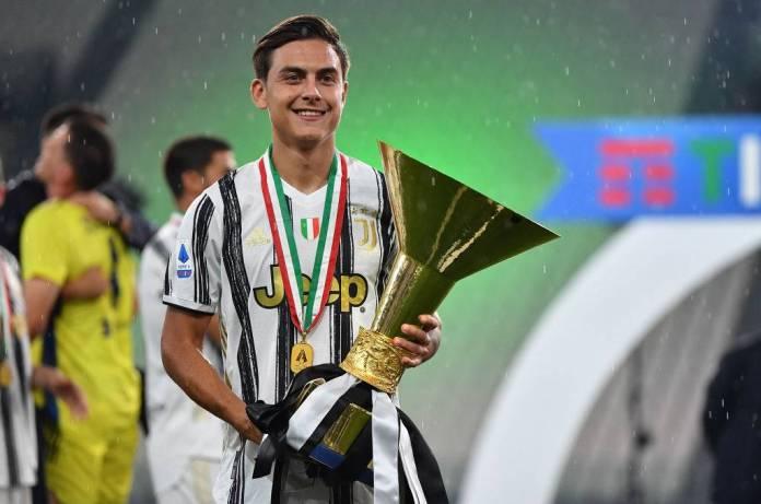 Paulo Dibala Juventus Real Madrid
