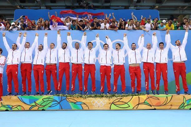 Vaterpolo reprezenatcija Srbije
