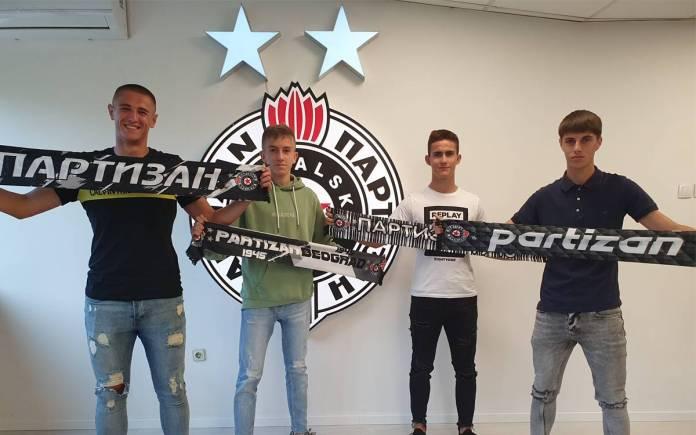 FK Partizan misli na budućnost