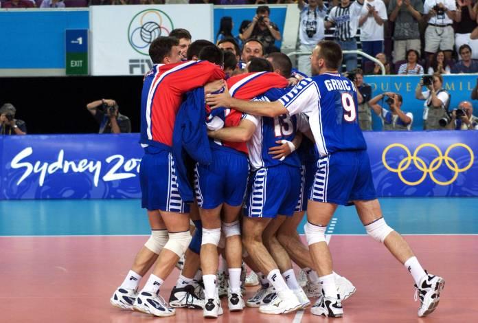 Dve decenije od Olimpijskog zlata Plavih!