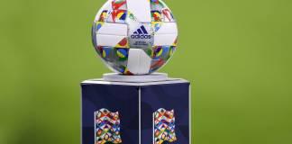 UEFA Liga nacija Ukrajina Švajcarska korona