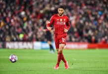 Džo Gomez povreda Liverpul fudbalska reprezentacija Engleske