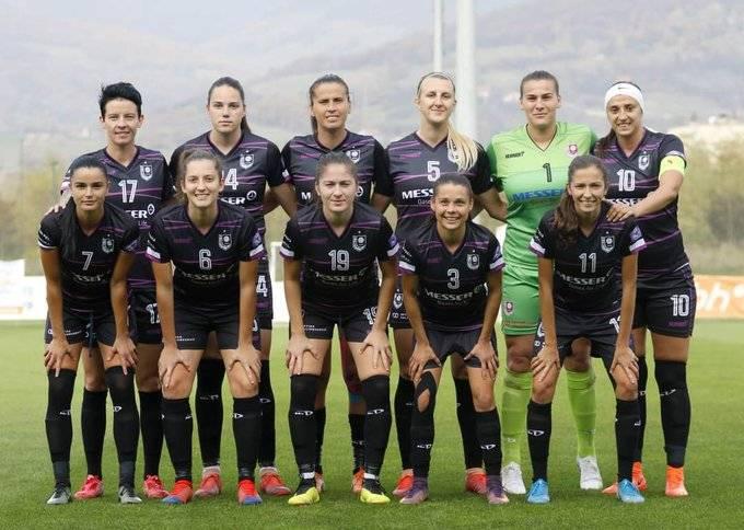 ŽFK Sarajevo Liga šampiona
