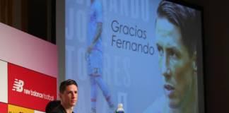 fernando tores-trener-atletiko madrid-b tim