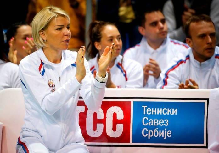 tatjana ječmenica-teniski savez srbije-fed kup