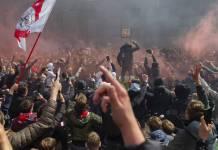 ajaks-navijaci-titula-slavlje-holandija