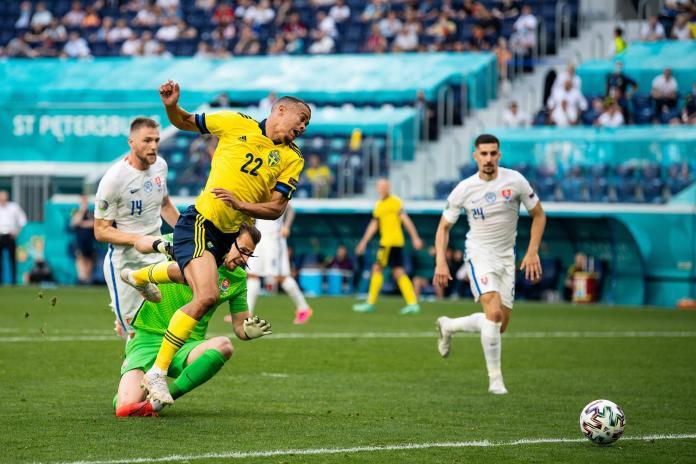 martin dubravka-svedska-slovacka-evropsko prvenstvo