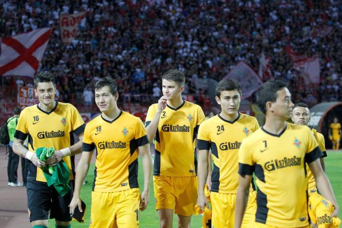 crvena zvezda-kairar-kvalifikacije za ligu šampiona