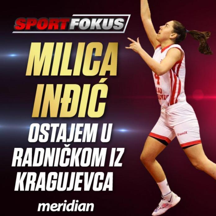 milica inđić-radnički-euro-sport fokus