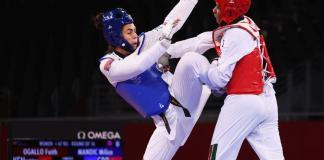 milica mandić-tekvondo-olimpijske igre-polufinale