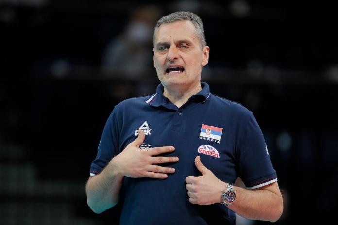 srbija-belgija-odbojka-evropsko prvenstvo-zoran terzic