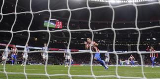 Luis Suarez-Atletiko Madrid