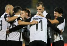 Partizan-Gent-Liga Konferencija