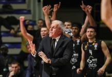 Željko Obradović-Partizan-Evrokup-Turk Telekom