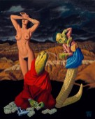 Revelation by Jeff Jordan, Limited Edition print from original oil painting.