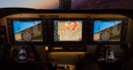 Avionics - Meridian Maxus  - Cutter Aviation - G950 Retrofit