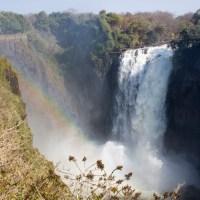 Arcobaleni alle Victoria Falls