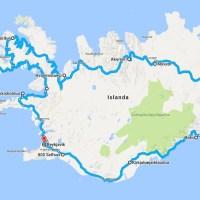 Islanda: itinerario di un viaggio alla scoperta degli elementi