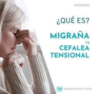 qué es la migraña