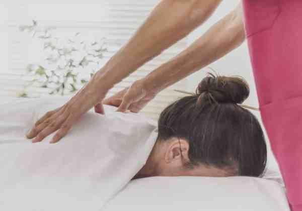 Shiatsu - Masaje terapéutico japonés