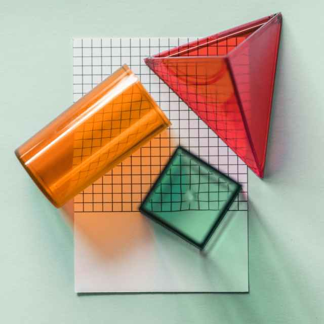 3-Dimensional Solids on Graph Paper