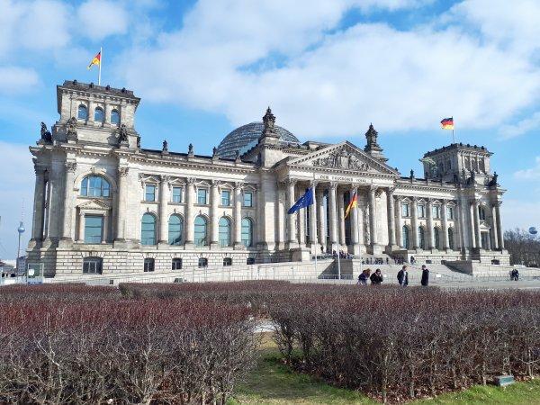 Palazzo del Reichstag - Parlamento - Berlino.jpeg
