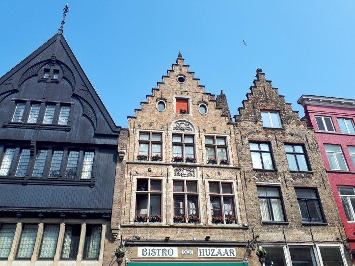 Bruges - architettura - 2