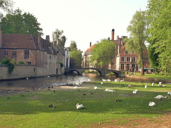 Minnewater - Bruges - 3