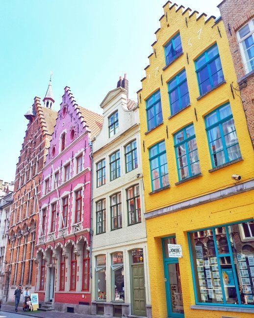 Bruges-architettura