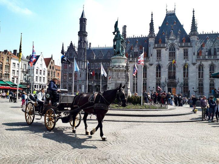 PLACE MARKT - Bruges - 2