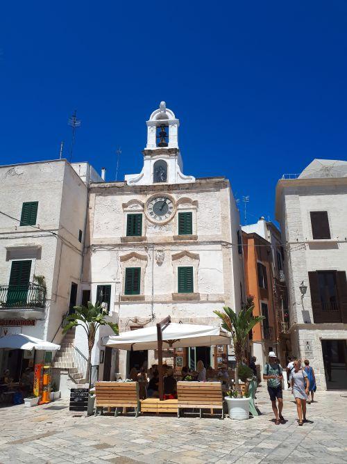 Palazzo dell'Orologio - Polignano a mare