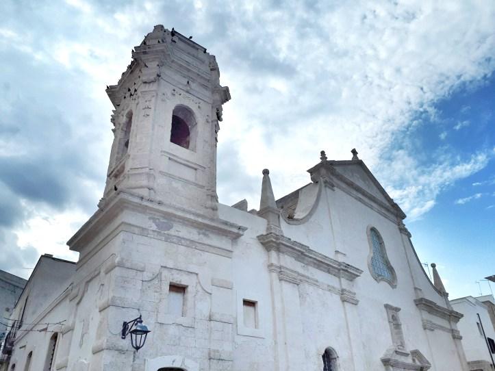 Chiesa di San Salvatore - Monopoli