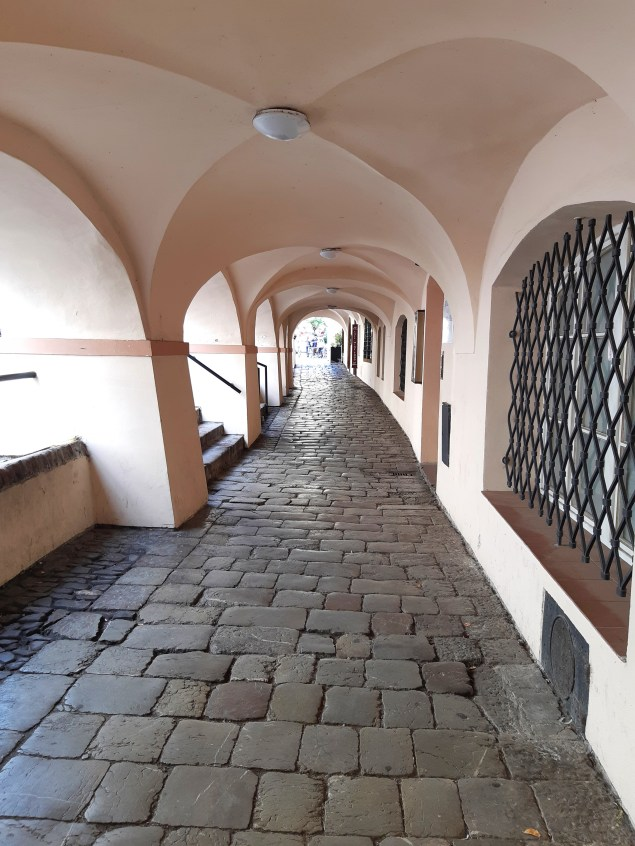 Mala Strana - Praga portici