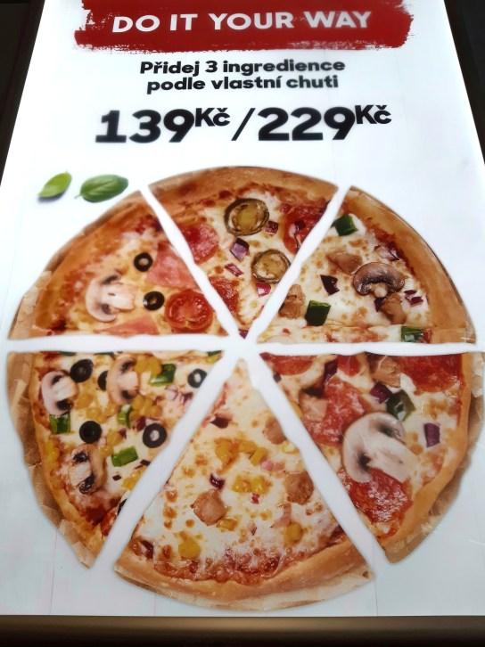 Pizza Hut - Praga - 3