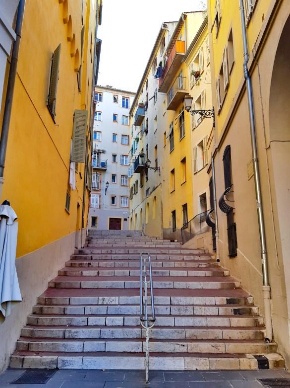 Vicoli Nizza Vecchia