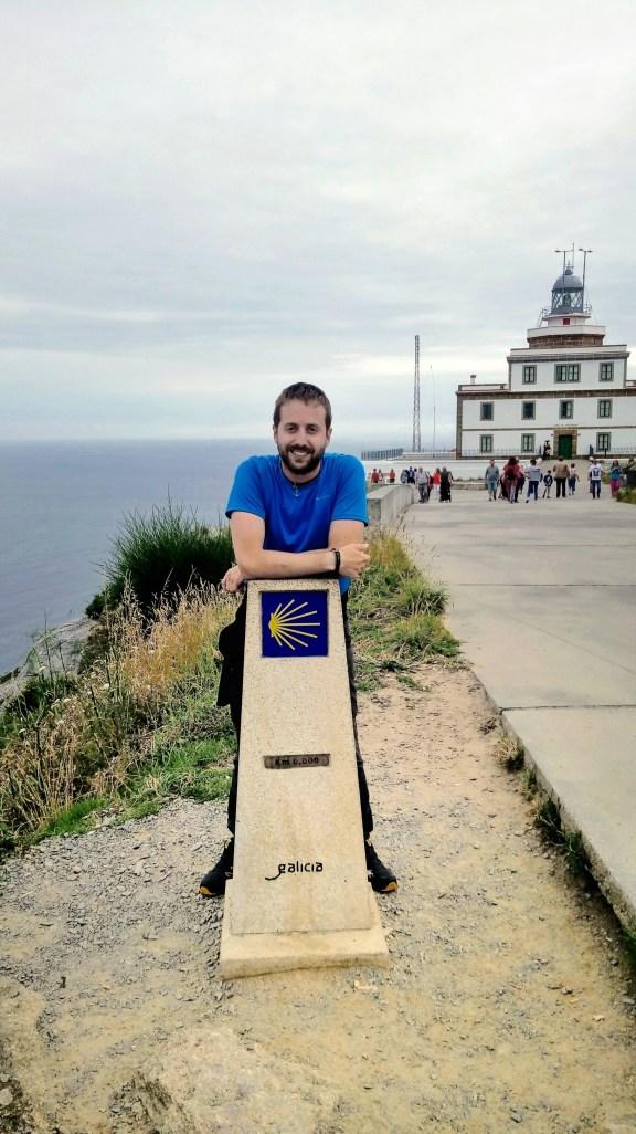 Cammino portoghese KM 0 Finisterre