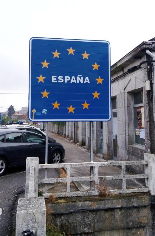 Cammino portoghese Porto Santiago la prima città Spagnola