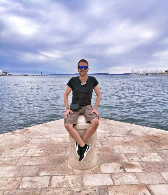 Croazia - Montenegro On the road