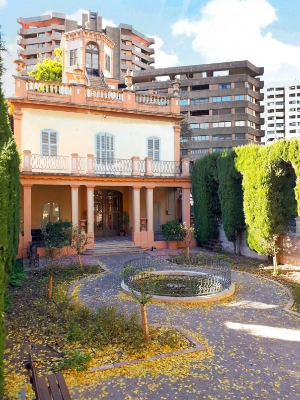 Valencia- Giardini Monforte