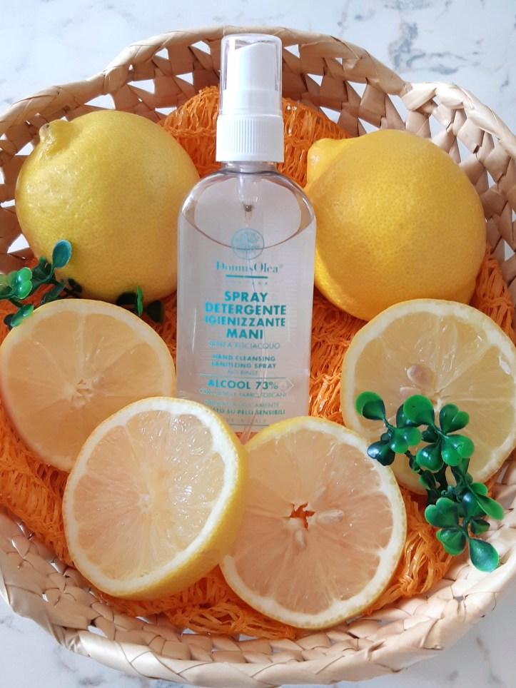 Domus Olea Toscana - Spray detergente igienizzante mani - 2