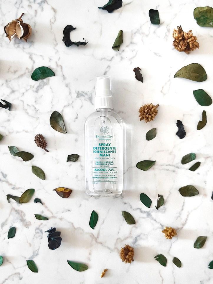 Domus Olea Toscana - Spray detergente igienizzante mani - 7