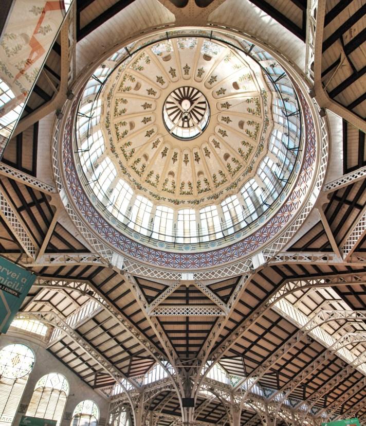Valencia - centro storico - mercado central - 6