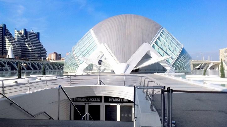 Valencia - Città delle Arti e delle Scienze - 13