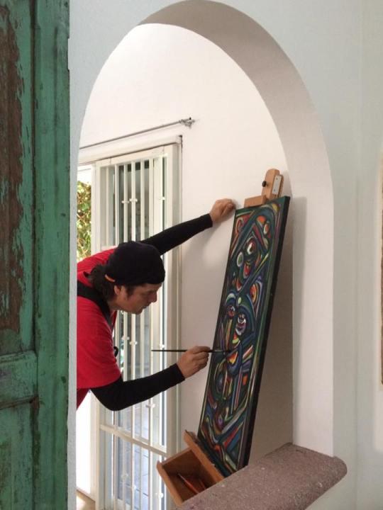 Ariel Lopez Padilla - pittore - 2