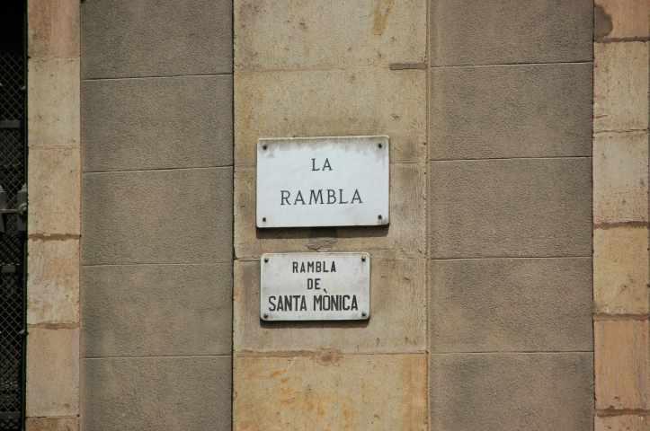 La-rambla-Barcellona