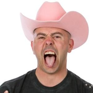 pink hat bass