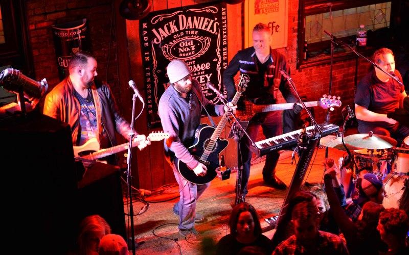 local bar band
