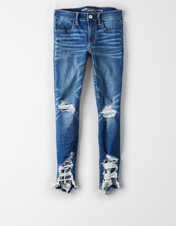 أمريكان إيجل تطلق حملة جينز الخريف NE(X)T LEVEL