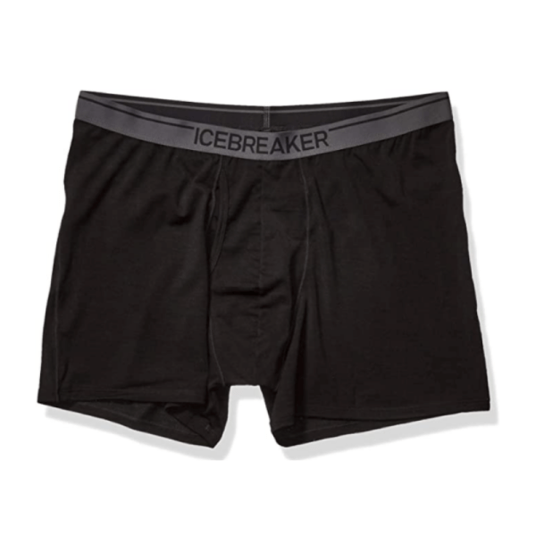 Icebreaker Anatomica Boxer Briefs with Fly