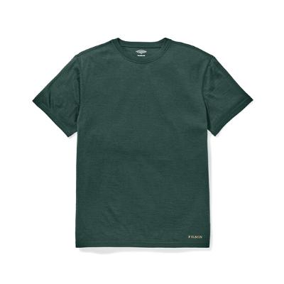 Filson 210G Merino Short Sleeve Crew Shirt